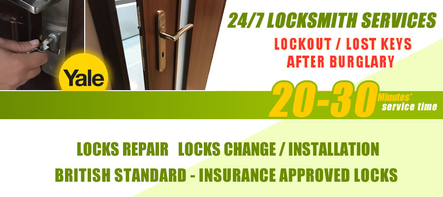 Hersham locksmith services